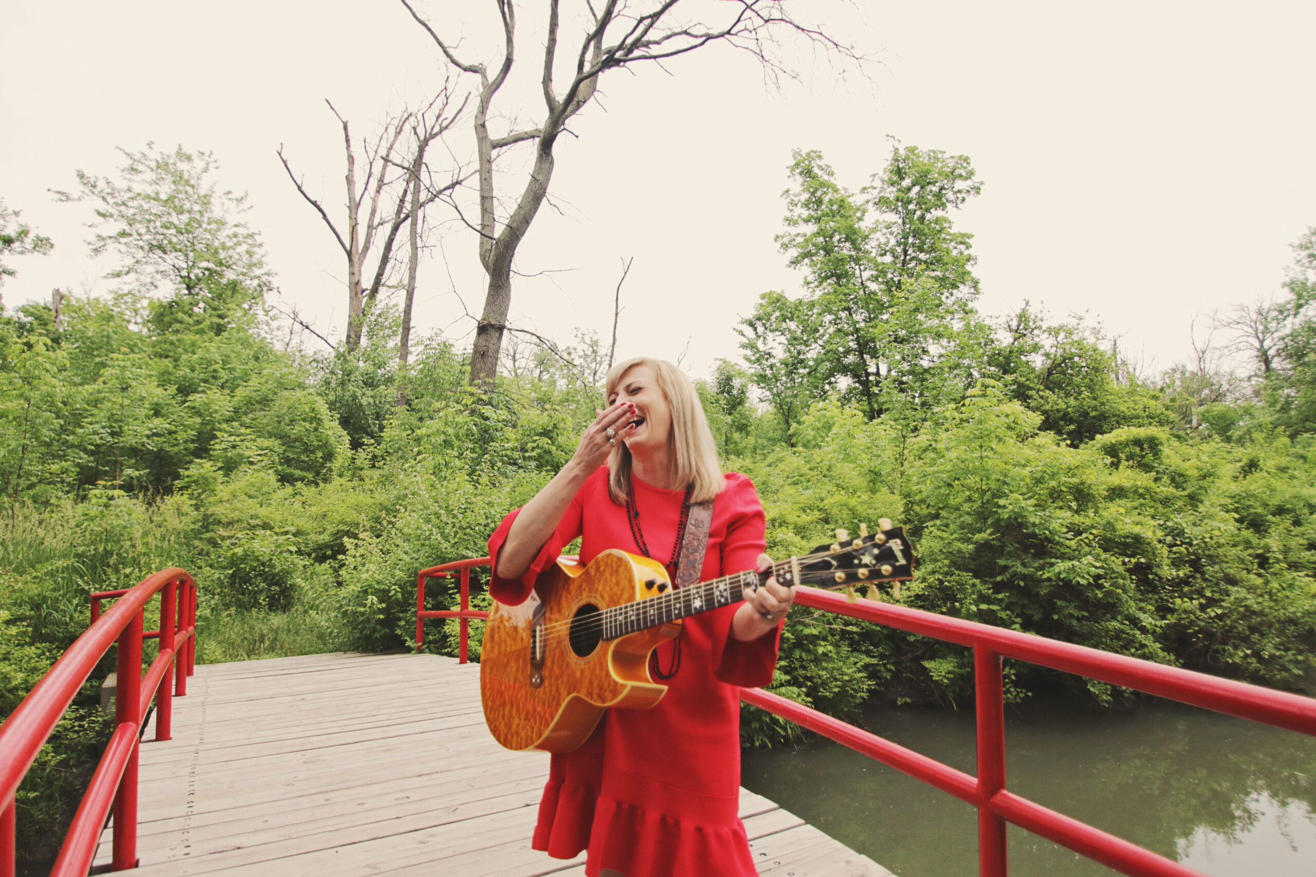 Melissa Behring Fairy Godmother of Music Belle Isle Detroit