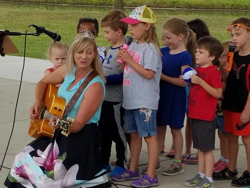 Fairy Godmother of Music Canton Tuesdays are Terrific Family Music Fun Heritage Park Detroit Entertainment