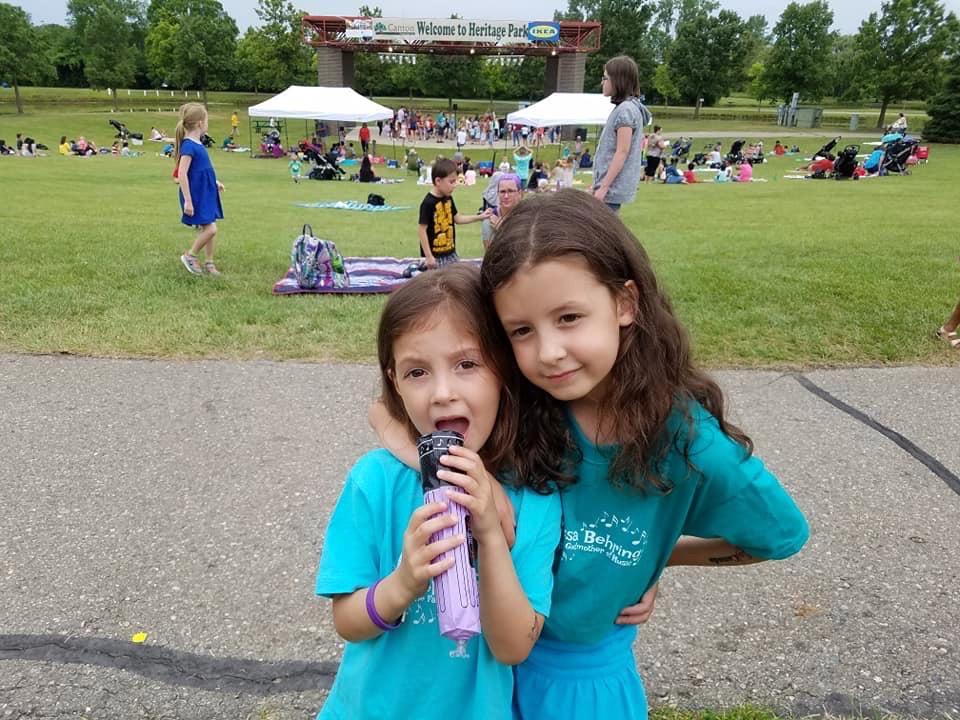 Kids Music Detroit Michigan Family Fun